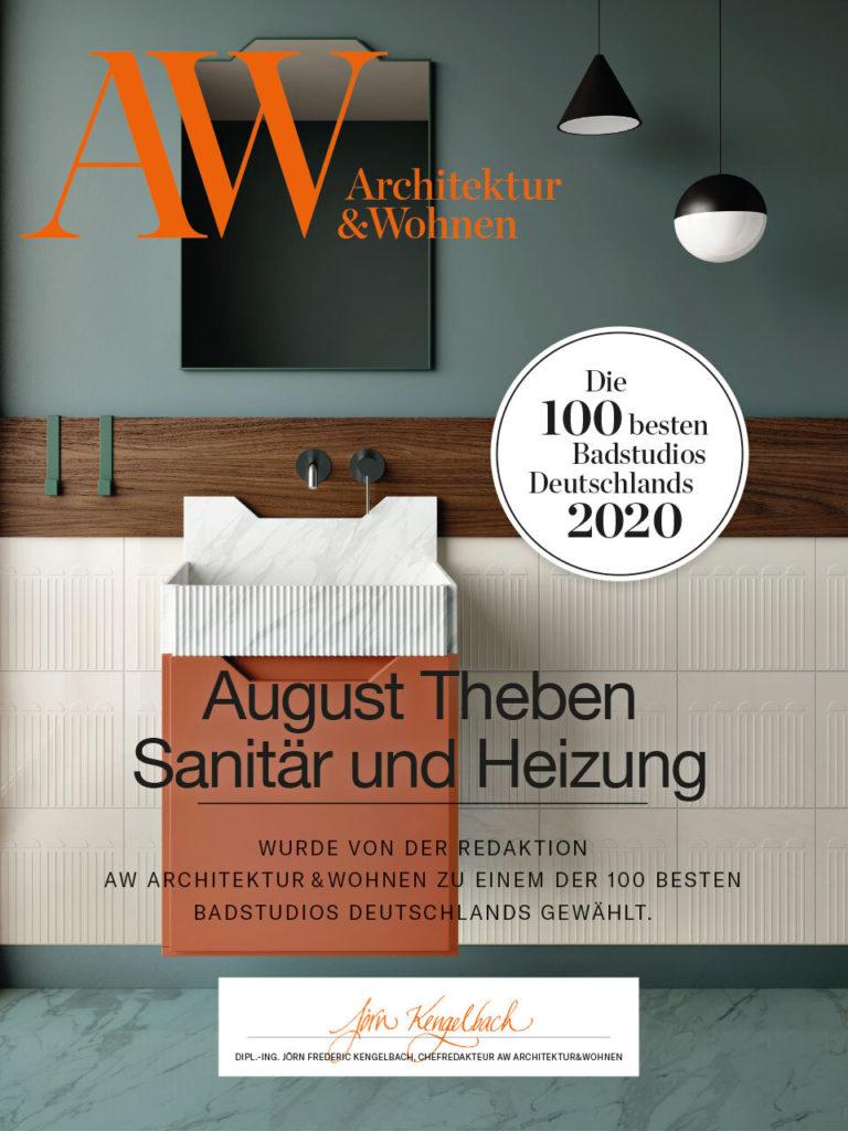 August Theben - News